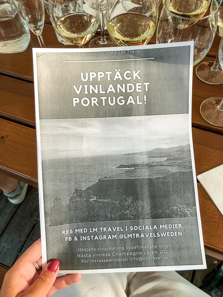 Vinprovning Stockholm
