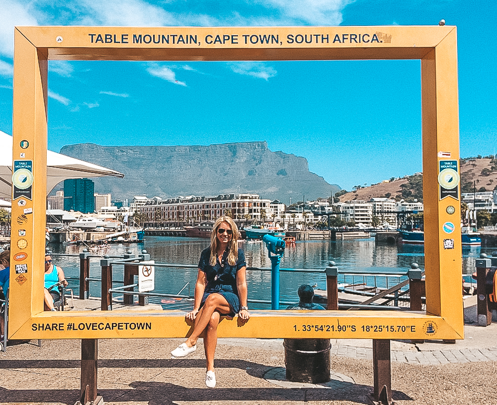 Kapstaden, Sydafrika