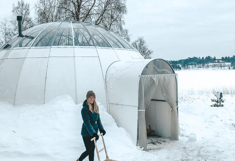 Ice & Light Village