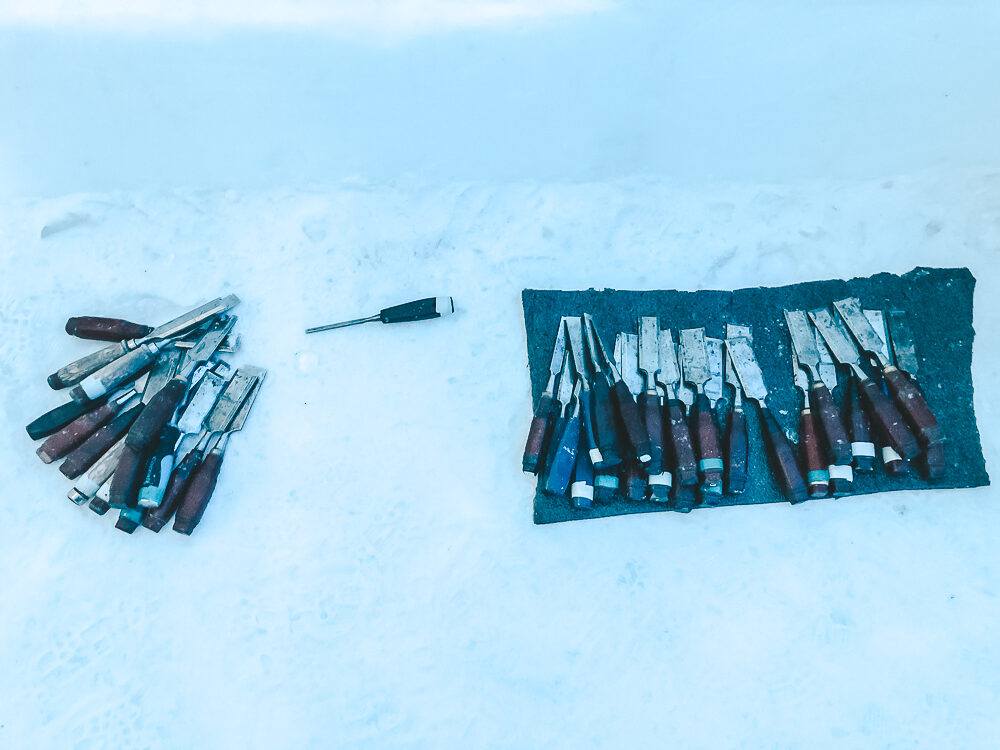 Ishotellet Jukkasjärvi